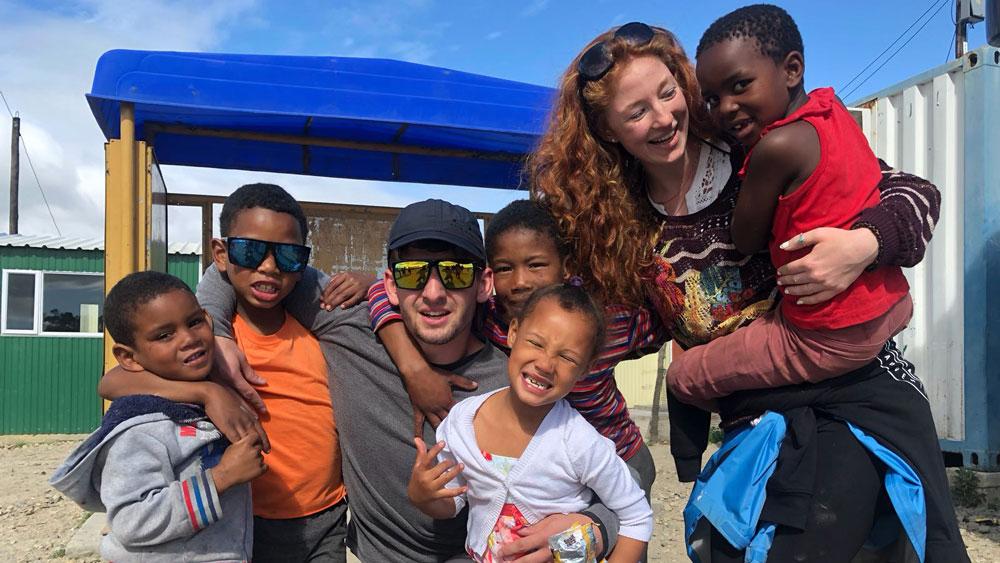 Freiwilligenarbeit in Kapstadt